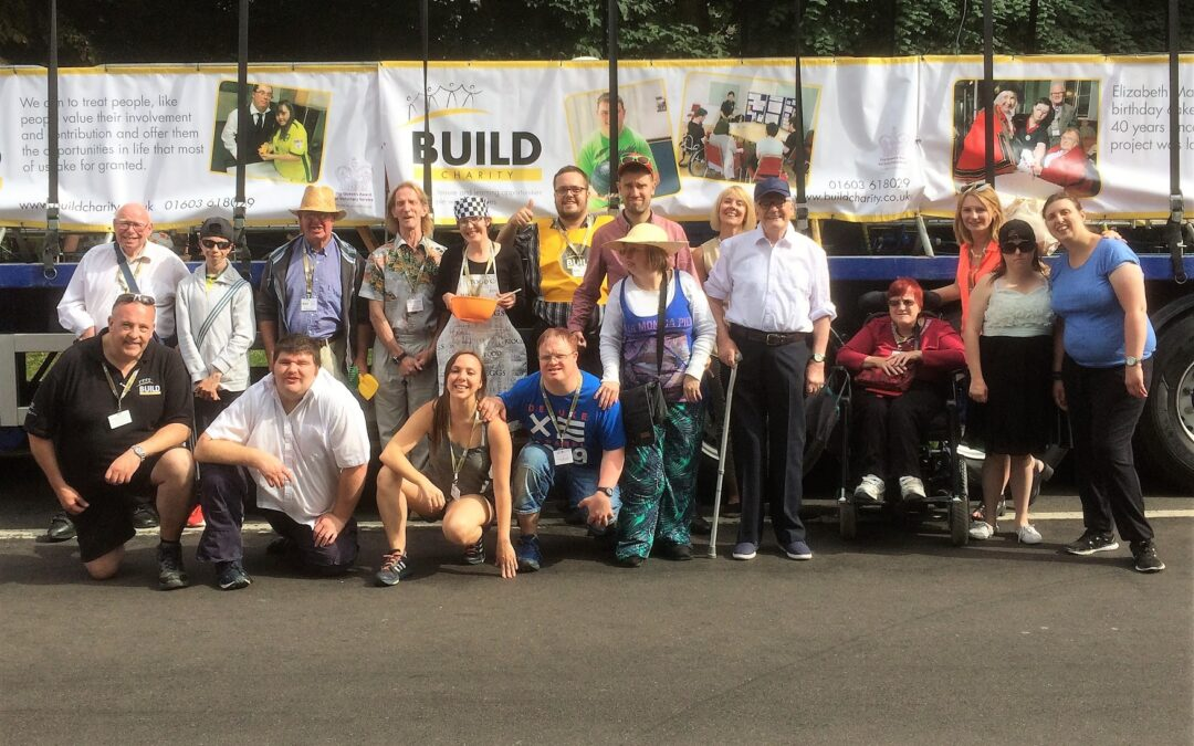 Helping People with Disabilities in Norfolk – The BUILD Charity