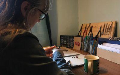 Getting Crafty – Deborah Allan