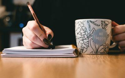 Writing a New Chapter – Nicole Sears